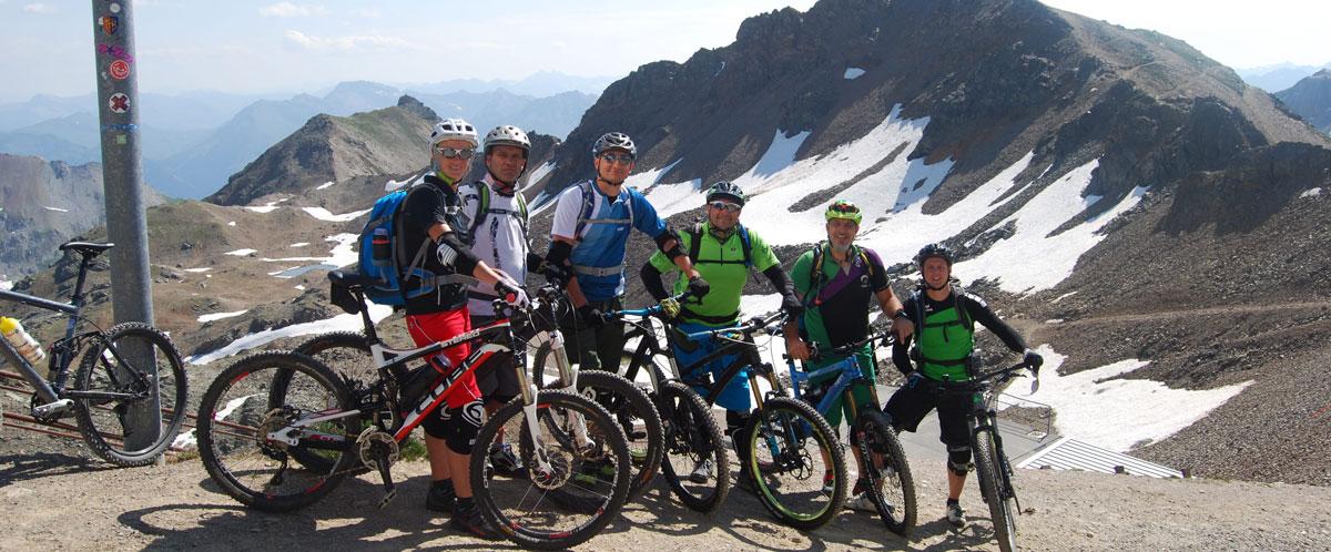 Easy Trail Trans Alp & EMTB Trail Trans Alp