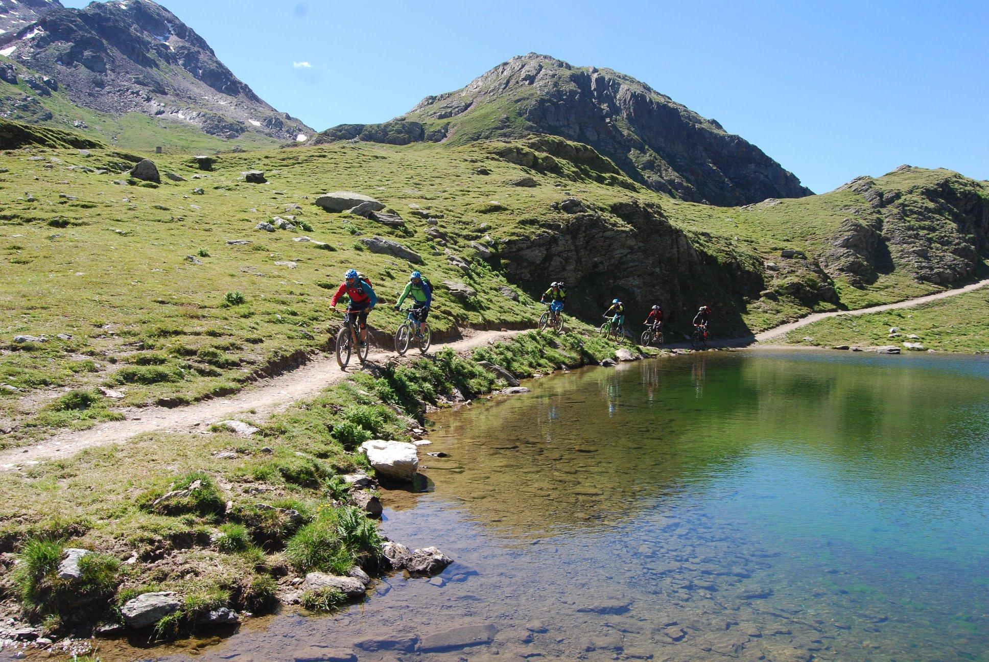 Trail Trans Alp